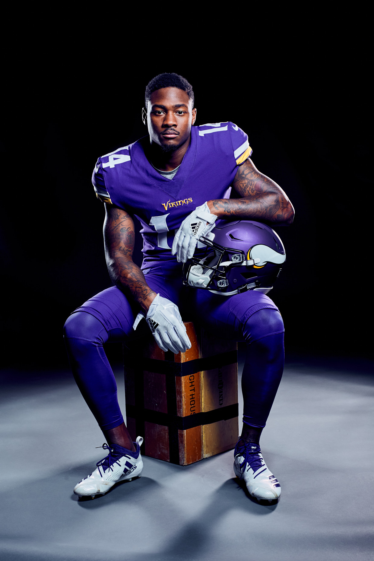 James Exley Stefon Diggs